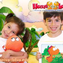 Hocus&Lotus imparare l'inglese